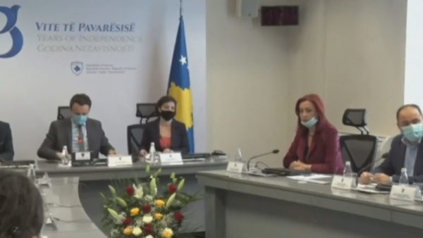 Kosovo: COVID-19, the main challenge in Albin Kurti's first government meeting