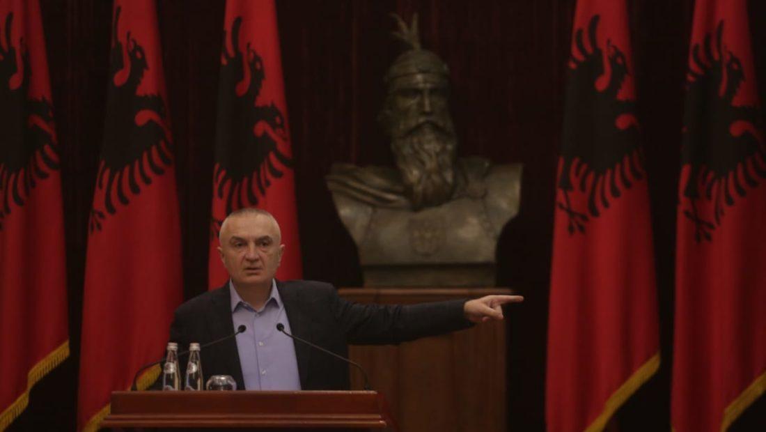 albanian president ilir meta freedom house report 1100x620