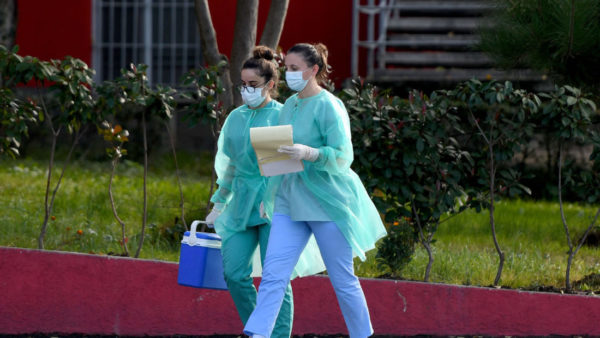 COVID-19 in Albania: 15 deaths and 446 new cases