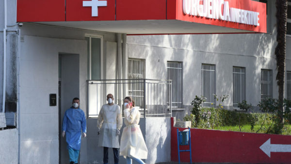 COVID-19 in Albania: 16 deaths and 494 new cases for the past 24 hours