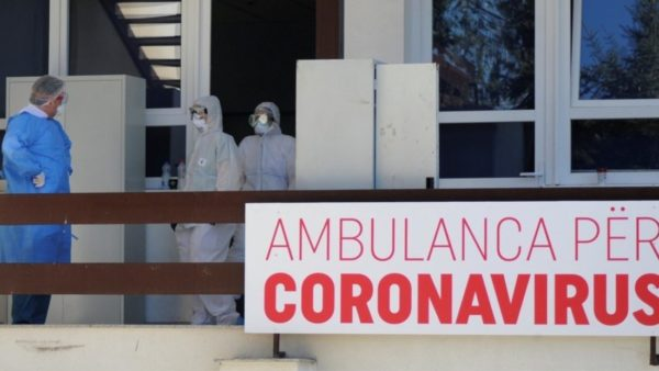 COVID-19, 590 new cases in Albania, situation getting worse in Kosovo