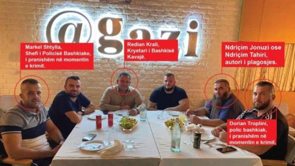 Plagosja ne Kavaje PD publikon foto te personave te shpallur ne kerkim me kryetarin e Bashkise Kav 1024x576 1 600x338