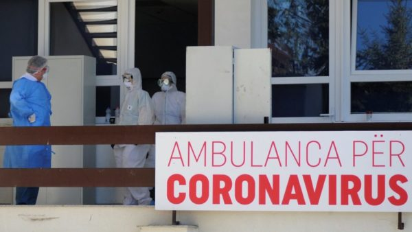 COVID-19 in Kosovo: 8 deaths and 498 new cases in the past 24 hours