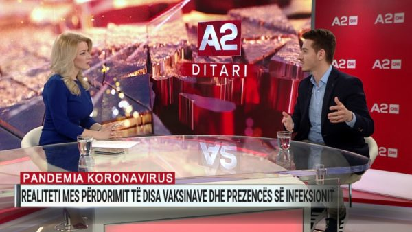 Epidemiologist Taulant Muka: Covid situation in Albania, far worse than officially declared