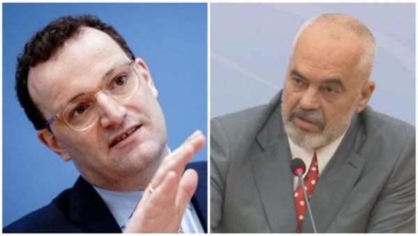 """""""Balkan, a source of infection"""", Rama criticizes declaration of German Minister"""