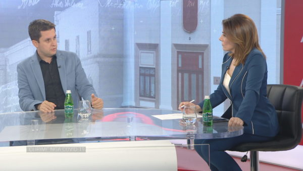 Alimehmeti: Albania has lower daily COVID-19 cases than any other EU country