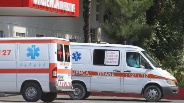 COVID-19 in Albania, 100 new cases and two deaths