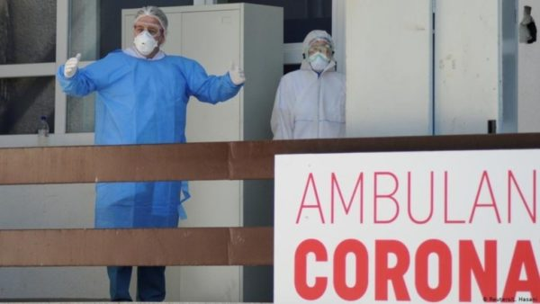 COVID-19 in Kosovo, 13 deaths and 1901 positive cases