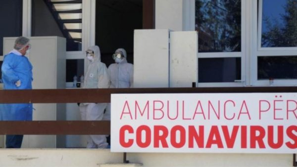 COVID-19 in Albania, 4 deaths and 977 new cases